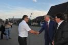 Визит Губернатора в Кинель-Черкасский район - 3.09.14